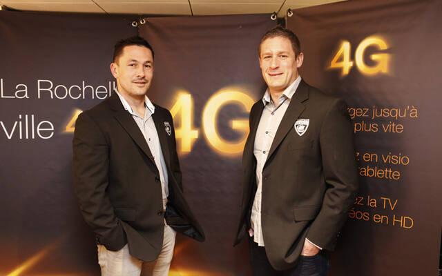 La 4G à la Rochelle