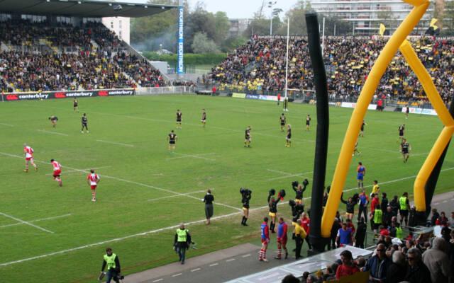 La Rochelle 41 - 7 Tarbes
