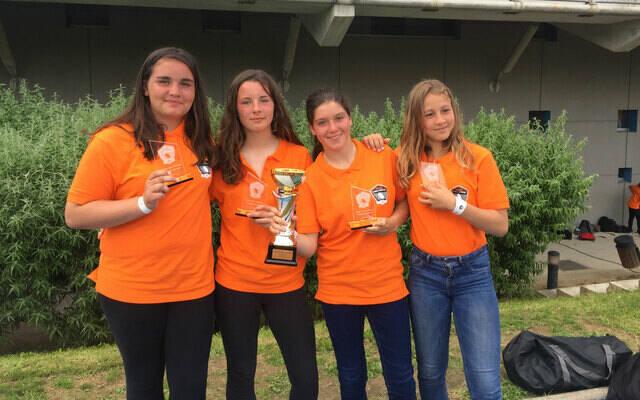 Le bronze pour nos U15 filles !