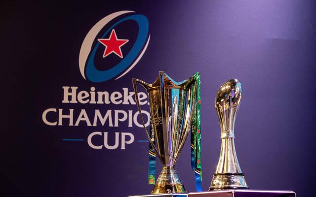 Le calendrier de la Champions Cup dévoilé !