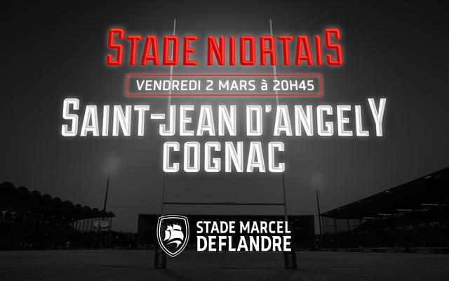 Le Stade Niortais à Deflandre !