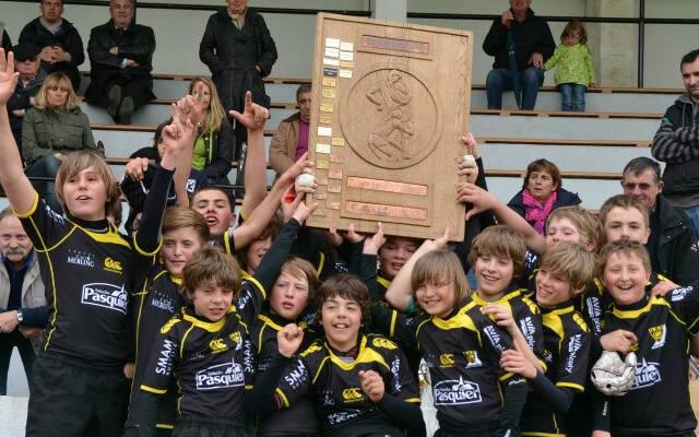 L'Ecole de rugby était partout
