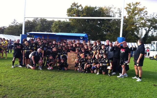 L'école de rugby, à l'offensive !