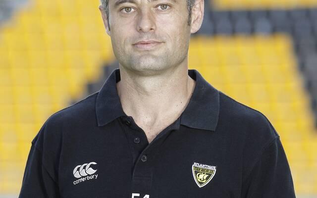 Lylian Barthuel, kiné de l'Equipe de France