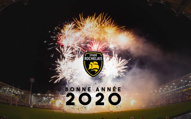 Meilleurs voeux pour 2020 !
