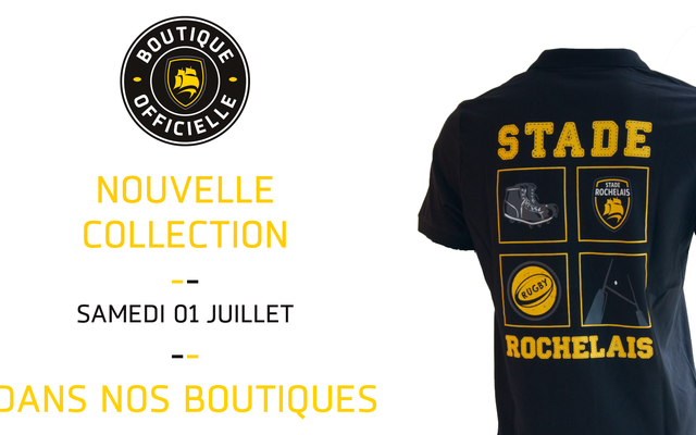 Nouvelle collection en boutique !