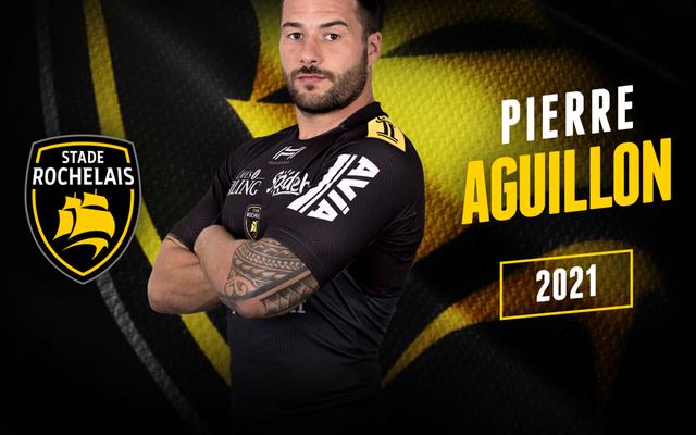 Pierre Aguillon jusqu'en 2021 !