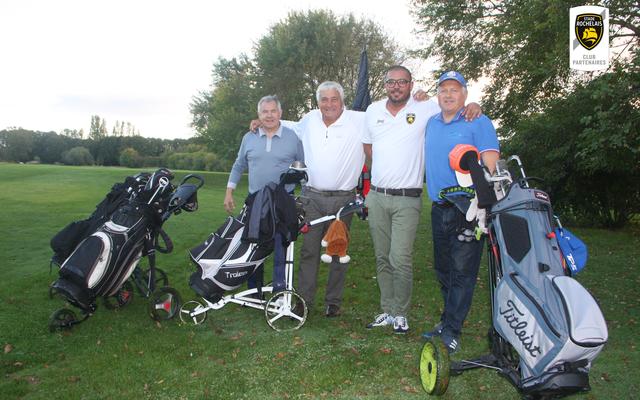 Quatrième édition du Golf du Club Partenaires !