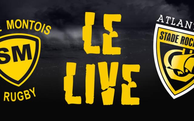 Stade Montois / Stade Rochelais