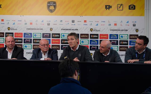Stade Rochelais et APIVIA Mutuelle se lient jusqu'en 2027
