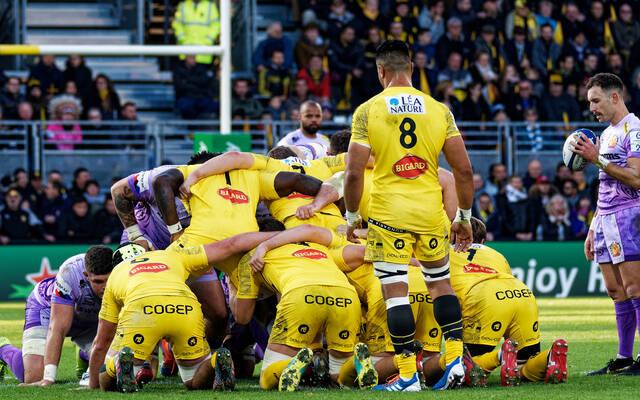 Stade Rochelais / Glasgow : la compo !