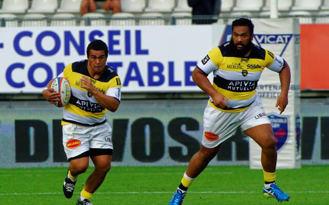 Stade Rochelais - Grenoble : l'avant-match en vidéo !