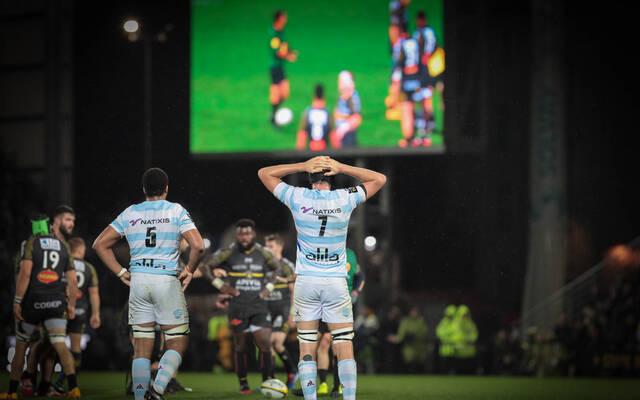 Stade Rochelais / Racing 92 reporté