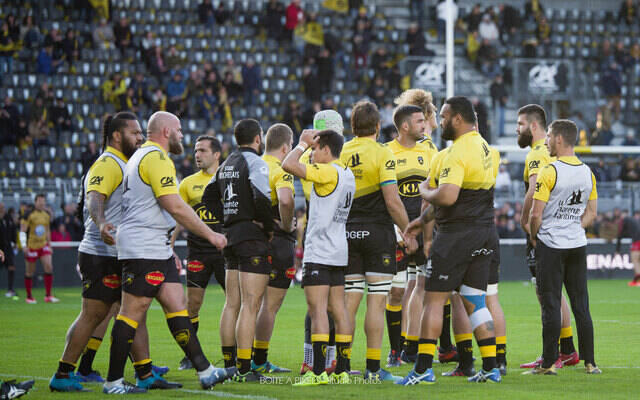 Stade Rochelais / UBB : the team