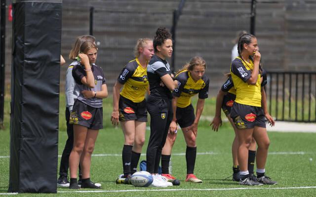 Stage de fin de saison pour nos U15 filles !