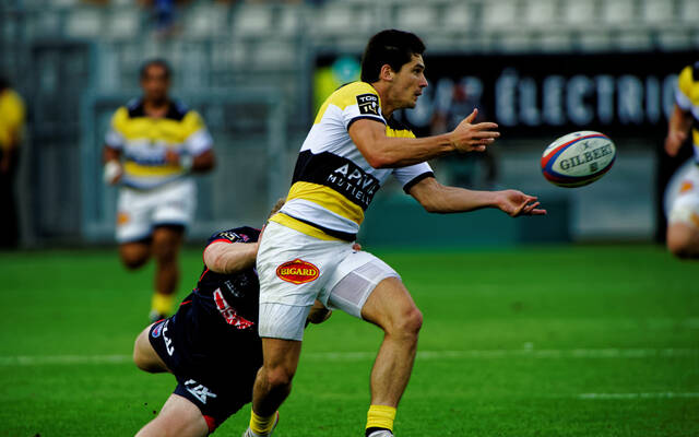 Steeve BARRY revient au Club