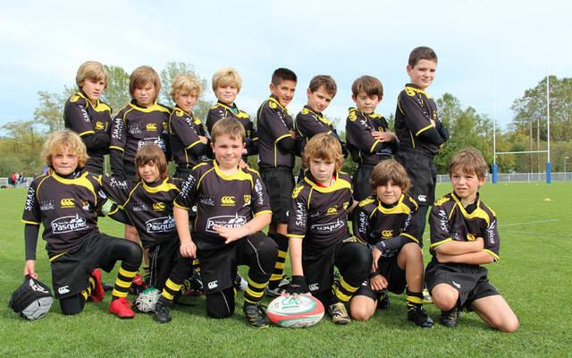 Tournoi à Brive de l'Ecole de Rugby