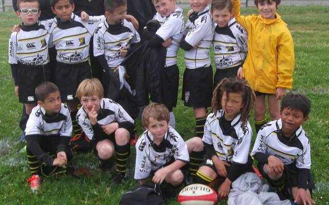Tournoi de l'Ecole de Rugby à Marans