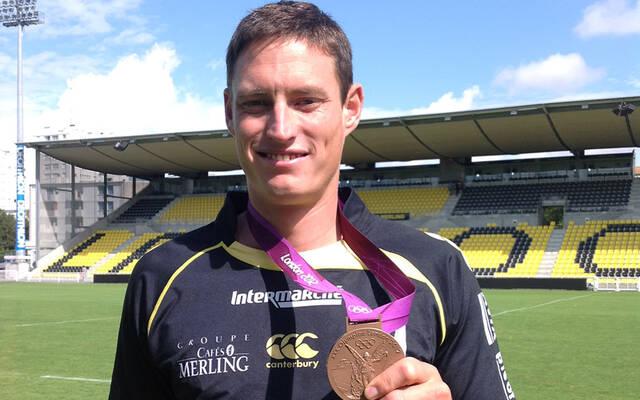 Un médaillé des JO au Stade Rochelais