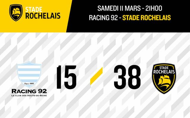 Victoire chez les Champions de France !