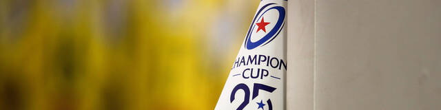 Calendrier Champions Cup