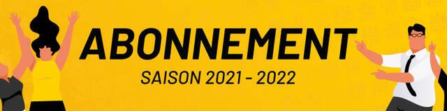 Formulaire de réabonnement 2021/2022