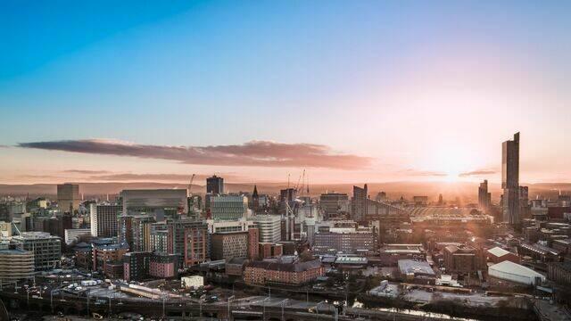 Voyage à Manchester