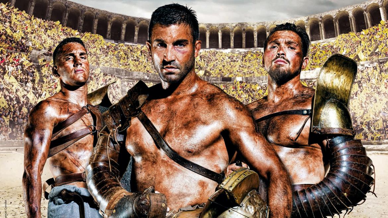 Les joueurs incarnent les sportifs de haut niveau de l'époque romaine