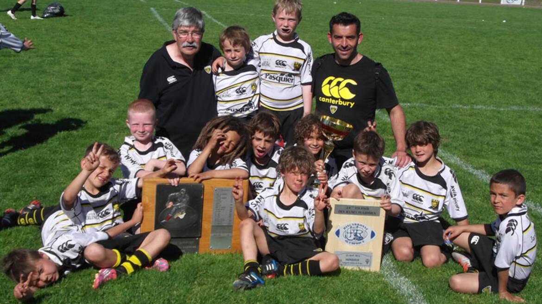 De beaux résultats pour l'Ecole de Rugby