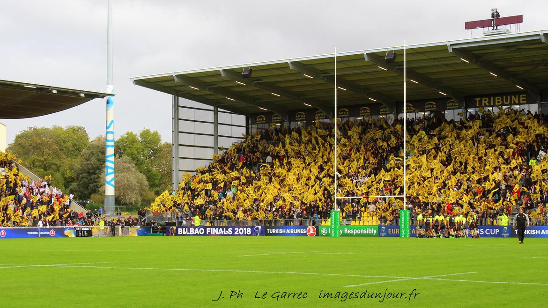 Le Stade Rochelais a porté plainte