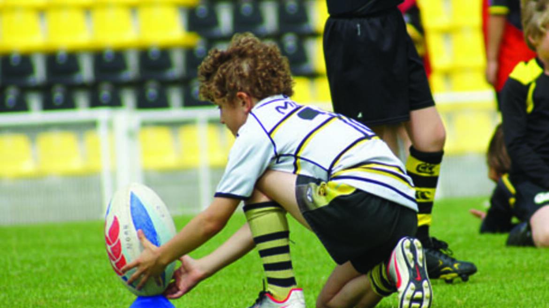 L'Ecole de Rugby à Marcel Deflandre
