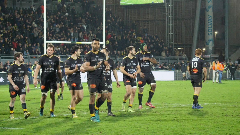 Stade Rochelais 27 / 25 Montpellier