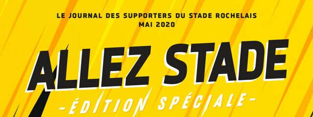 Allez Stade, édition spéciale confinement !