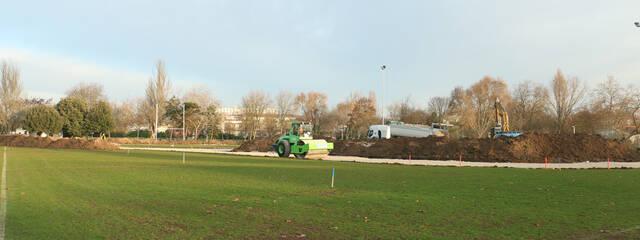 APIVIA Parc : les travaux ont commencé !