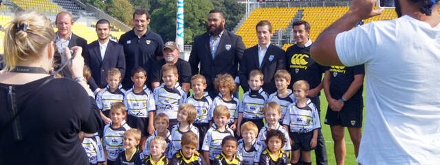 Cette semaine à l'Ecole de Rugby