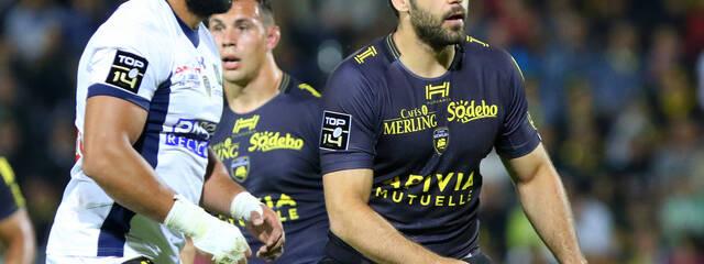 Clermont - Stade Rochelais : l'avant-match en stats