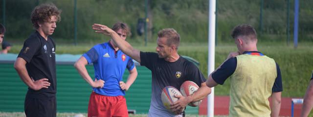 Des échanges avec Lille Rugby