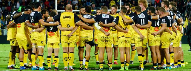 Enisei-STM / Stade Rochelais : la compo !