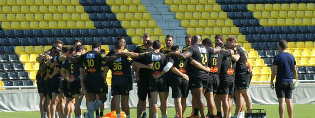 Grenoble - Stade Rochelais : le groupe !