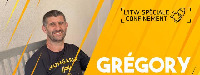 Interview confinement avec Grégory Patat