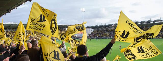 Jauge et accès au Stade Marcel Deflandre pour les matchs d'Agen et de Toulon