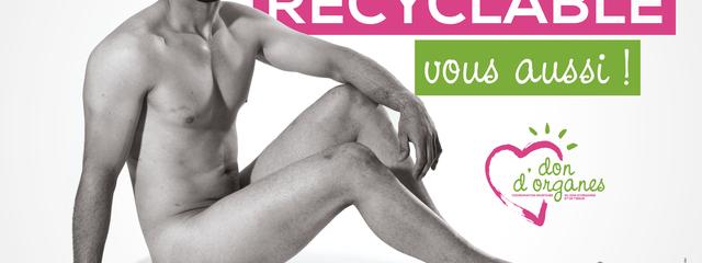 Je suis recyclable, vous aussi !