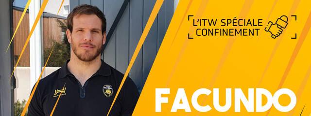 L'interview confinement avec Facundo Bosch