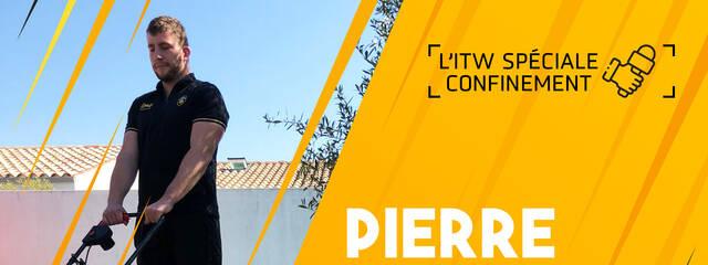 L'interview confinement avec Pierre Bourgarit