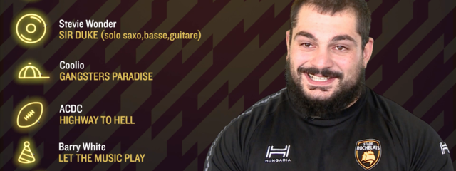 La Playslist de Lekso Kaulashvili !