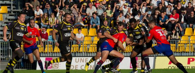 La Rochelle 34 - 25 FC Auch