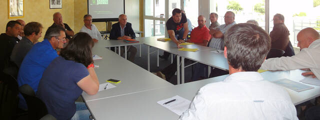 """Le Projet """"Agglo"""" Rugby avance !"""