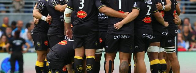 Les Rochelais s'inclinent à Montpellier