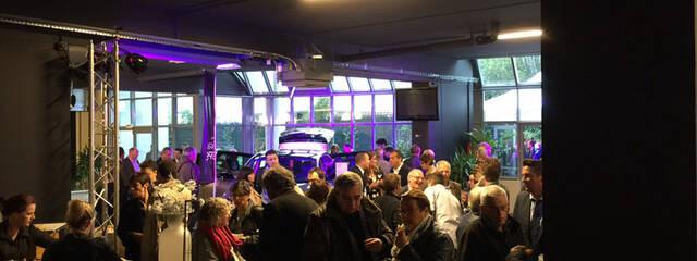 Renault lance son nouvel Espace au Stade Deflandre