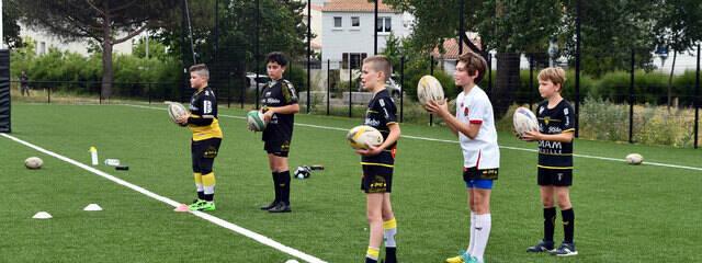 Reprise à l'École de Rugby !